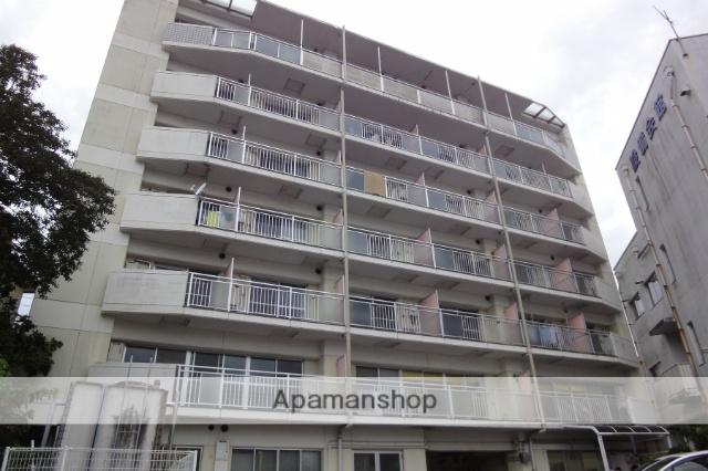 高知県高知市、県庁前駅徒歩13分の築24年 7階建の賃貸マンション