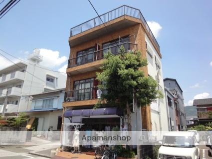 高知県高知市、高知駅徒歩19分の築37年 3階建の賃貸アパート