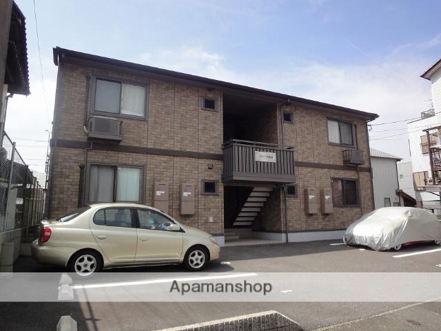 高知県高知市、入明駅徒歩9分の築8年 2階建の賃貸アパート