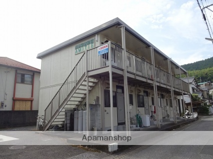 高知県高知市の築26年 2階建の賃貸アパート