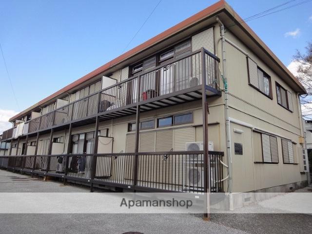 高知県高知市の築17年 2階建の賃貸アパート
