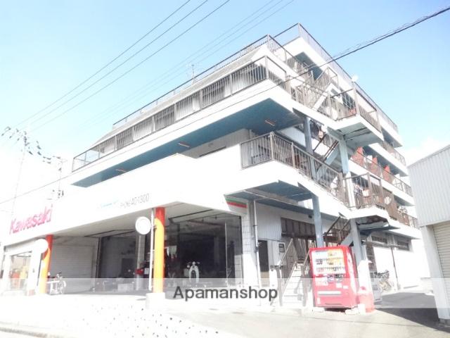 高知県高知市、朝倉駅徒歩32分の築31年 4階建の賃貸アパート
