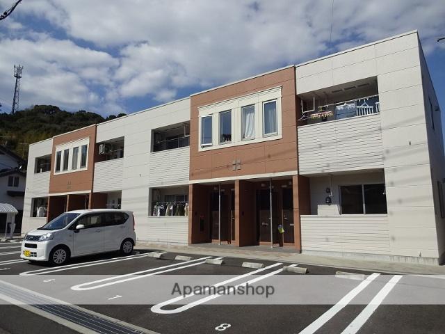 高知県高知市、土佐大津駅徒歩10分の築2年 2階建の賃貸アパート
