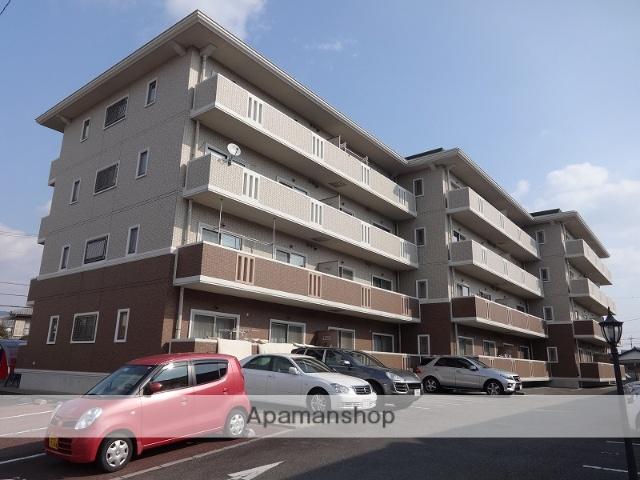 高知県高知市、上町四丁目駅徒歩12分の築15年 4階建の賃貸マンション