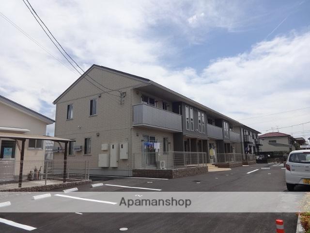高知県高知市、円行寺口駅徒歩13分の築2年 2階建の賃貸アパート
