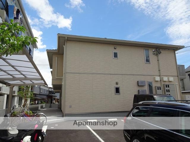 高知県高知市、旭町三丁目駅徒歩19分の築1年 2階建の賃貸アパート