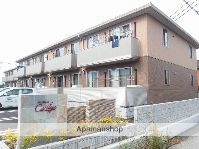 高知県南国市、後免町駅徒歩9分の築1年 2階建の賃貸アパート