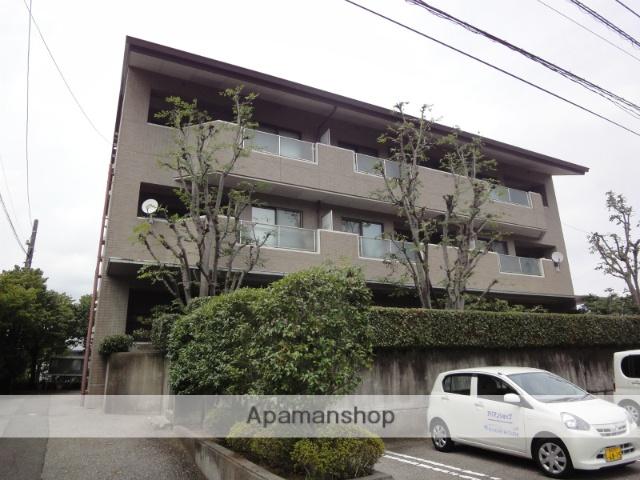 高知県高知市、グランド通駅徒歩14分の築28年 3階建の賃貸マンション