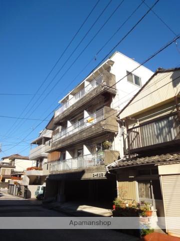 高知県高知市、知寄町駅徒歩6分の築29年 4階建の賃貸マンション