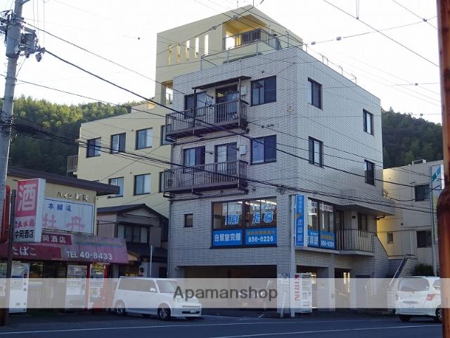高知県高知市、朝倉駅徒歩6分の築14年 4階建の賃貸マンション