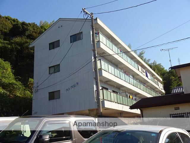 高知県高知市、県庁前駅徒歩14分の築22年 2階建の賃貸マンション