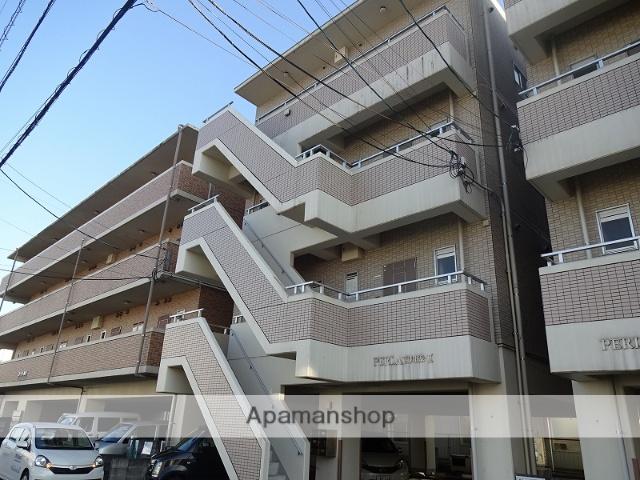 高知県高知市、薊野駅徒歩15分の築14年 4階建の賃貸マンション