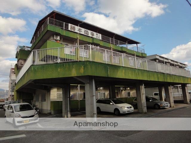 高知県高知市、高須駅徒歩9分の築28年 3階建の賃貸マンション