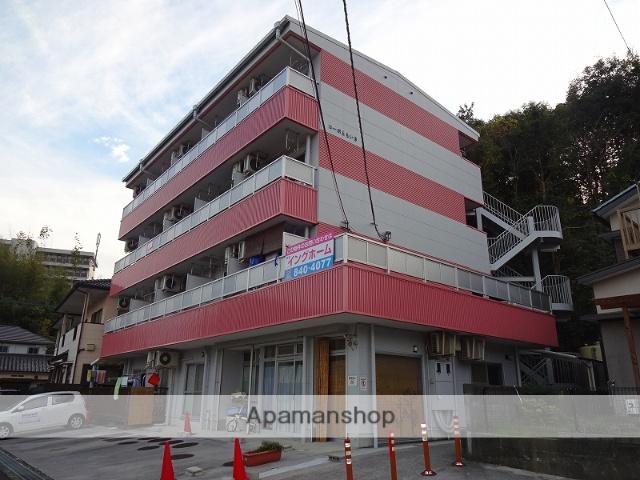 高知県高知市、高知商業前駅徒歩3分の築18年 4階建の賃貸アパート