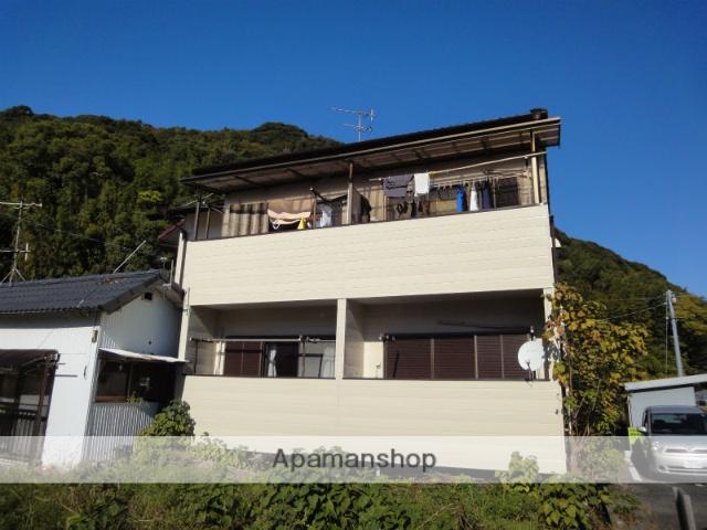 高知県高知市、長崎駅徒歩10分の築28年 2階建の賃貸アパート