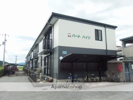 高知県南国市、東工業前駅徒歩13分の築17年 2階建の賃貸アパート