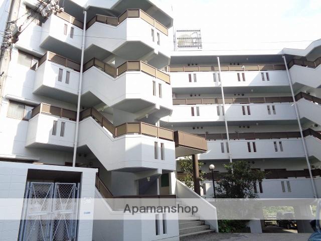 高知県高知市の築21年 5階建の賃貸マンション