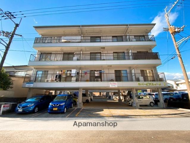 高知県高知市、朝倉駅前駅徒歩20分の築23年 4階建の賃貸アパート