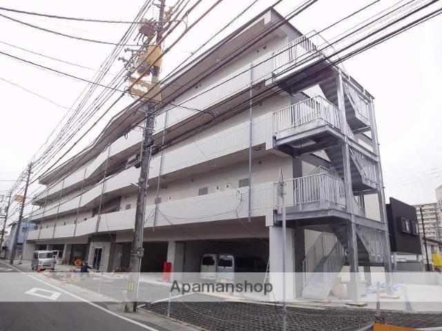 高知県高知市、知寄町三丁目駅徒歩6分の新築 4階建の賃貸マンション