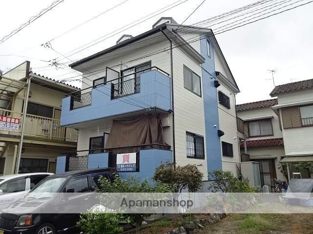 高知県高知市、朝倉駅前駅徒歩19分の築25年 2階建の賃貸アパート