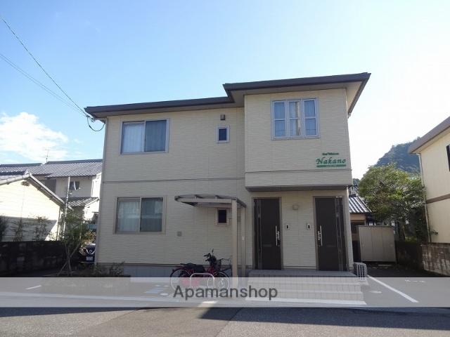 高知県高知市、長崎駅徒歩18分の築1年 2階建の賃貸アパート
