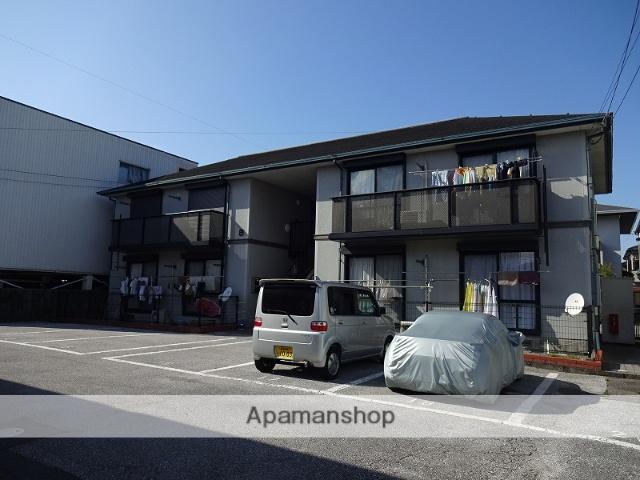 高知県高知市、舟戸駅徒歩16分の築23年 2階建の賃貸アパート