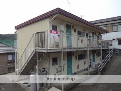 高知県高知市、高知商業前駅徒歩7分の築35年 2階建の賃貸アパート