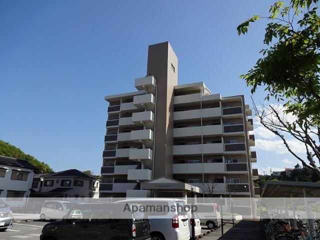 高知県高知市、舟戸駅徒歩8分の築26年 7階建の賃貸マンション