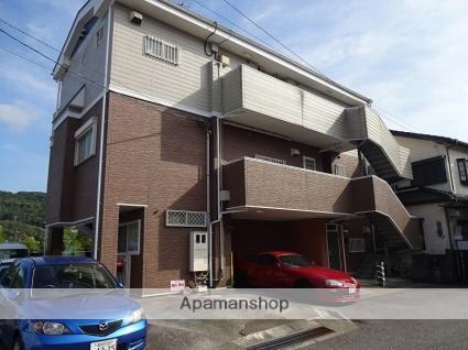 高知県高知市の築15年 3階建の賃貸アパート