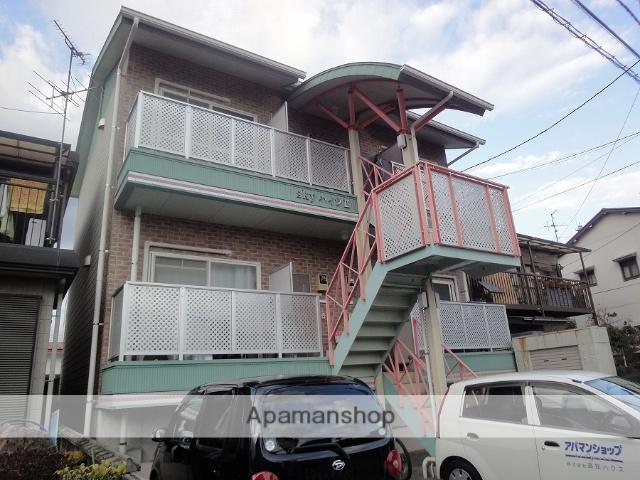 高知県高知市、高知駅徒歩8分の築7年 2階建の賃貸アパート