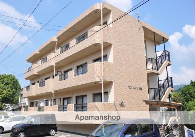 高知県高知市、高知駅徒歩17分の築12年 3階建の賃貸マンション