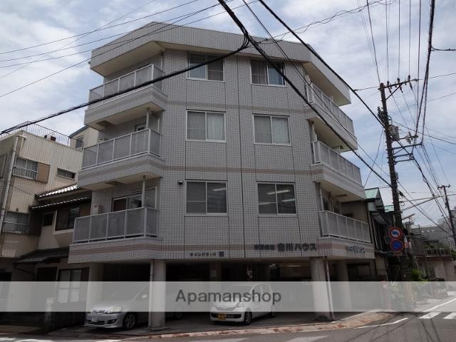 高知県高知市、はりまや橋駅徒歩10分の築14年 4階建の賃貸マンション