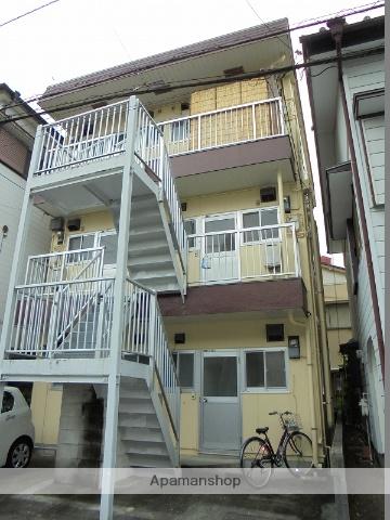 高知県高知市、東新木駅徒歩9分の築33年 3階建の賃貸マンション