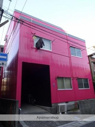 高知県高知市、知寄町一丁目駅徒歩10分の築36年 3階建の賃貸アパート
