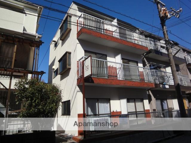 高知県高知市、領石通駅徒歩10分の築31年 3階建の賃貸マンション
