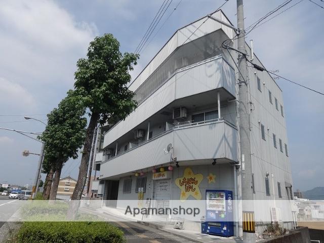 高知県高知市、上町一丁目駅徒歩13分の築12年 3階建の賃貸マンション