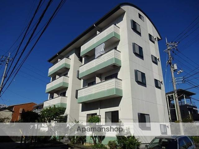 高知県高知市、上町五丁目駅徒歩15分の築19年 4階建の賃貸アパート