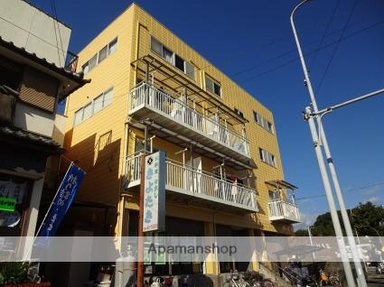 高知県高知市の築31年 4階建の賃貸アパート