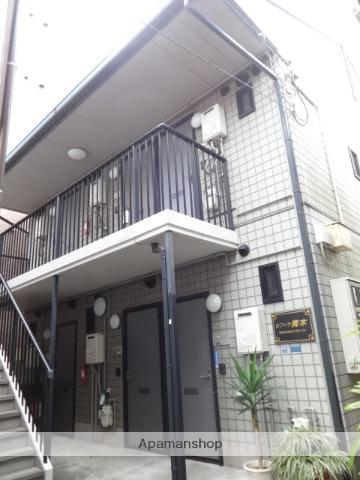 高知県高知市、高知駅徒歩16分の築18年 2階建の賃貸アパート