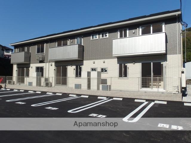 高知県高知市、円行寺口駅徒歩19分の新築 2階建の賃貸アパート