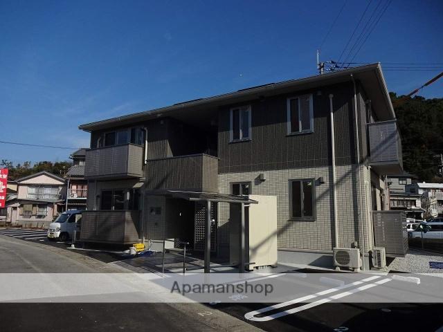 高知県高知市、高知商業前駅徒歩2分の新築 2階建の賃貸アパート