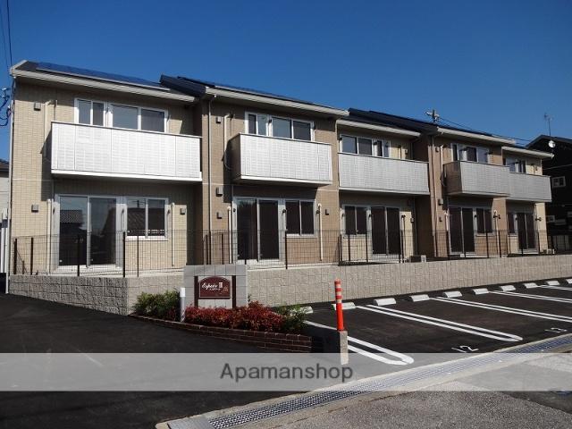 高知県南国市、後免町駅徒歩9分の新築 2階建の賃貸アパート