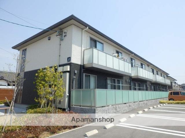 高知県高知市、舟戸駅徒歩14分の新築 2階建の賃貸アパート