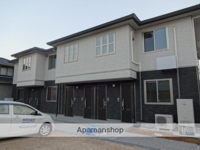 高知県高知市、舟戸駅徒歩15分の新築 2階建の賃貸アパート