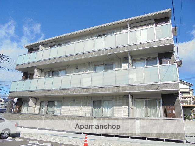 高知県高知市、大橋通駅徒歩9分の新築 3階建の賃貸アパート