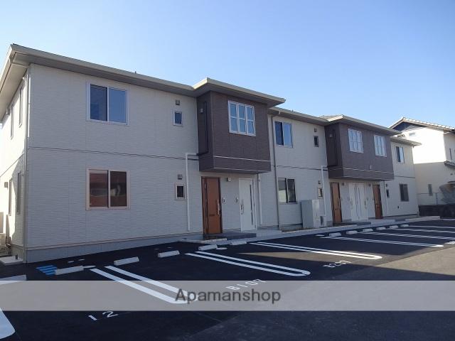 高知県高知市の新築 2階建の賃貸アパート