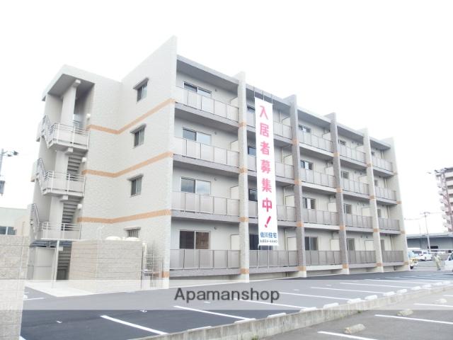 高知県高知市、薊野駅徒歩16分の新築 4階建の賃貸マンション