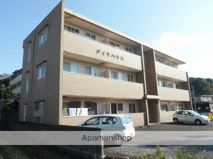 高知県高知市、土佐一宮駅徒歩14分の築13年 3階建の賃貸マンション