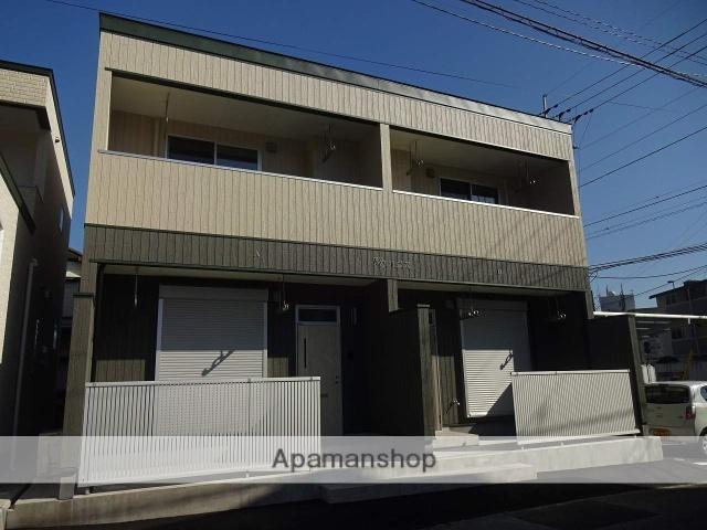 高知県高知市、梅の辻駅徒歩13分の新築 2階建の賃貸テラスハウス