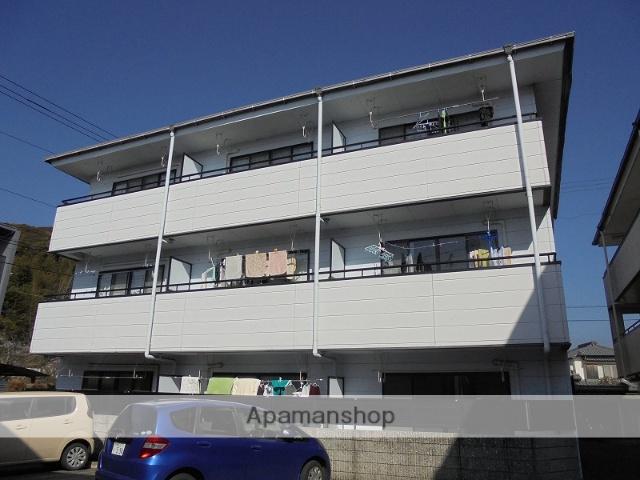 高知県南国市の築19年 3階建の賃貸アパート